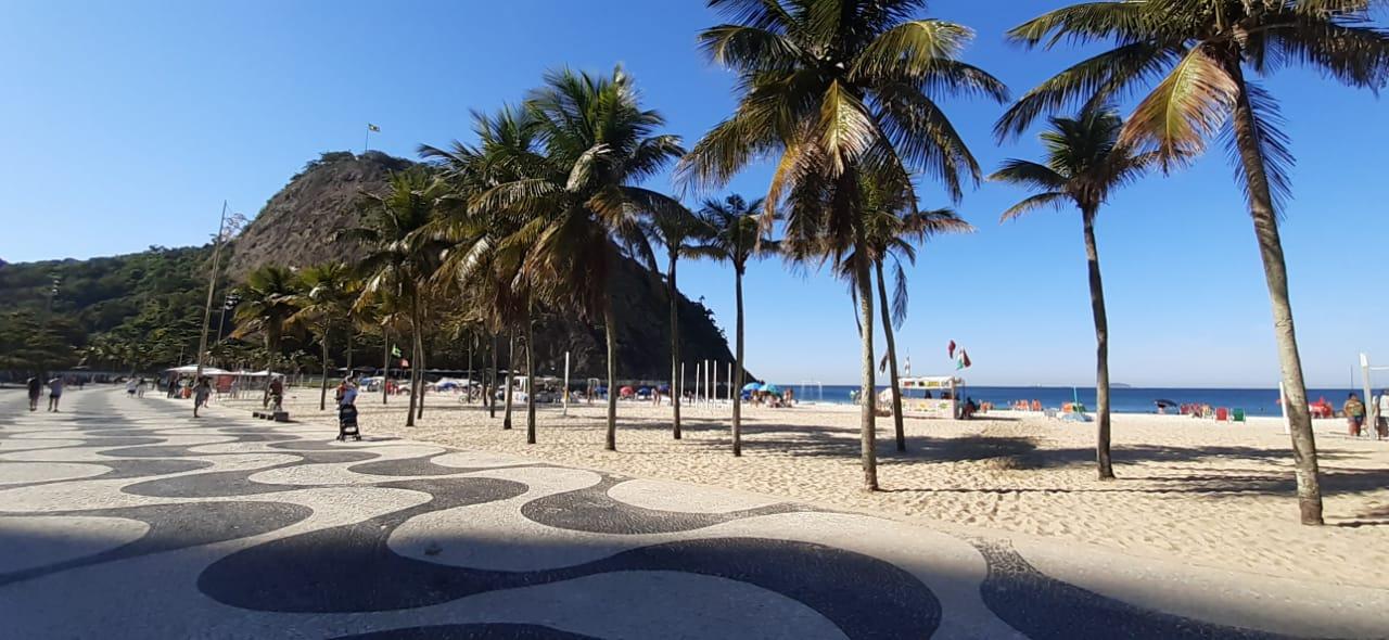 Praia de Copacabana, Zona Sul do Rio