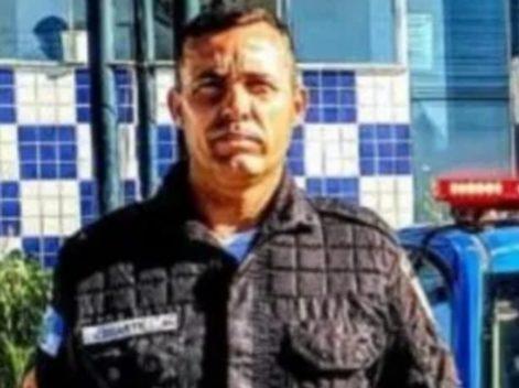 policial militar morto em saquarema