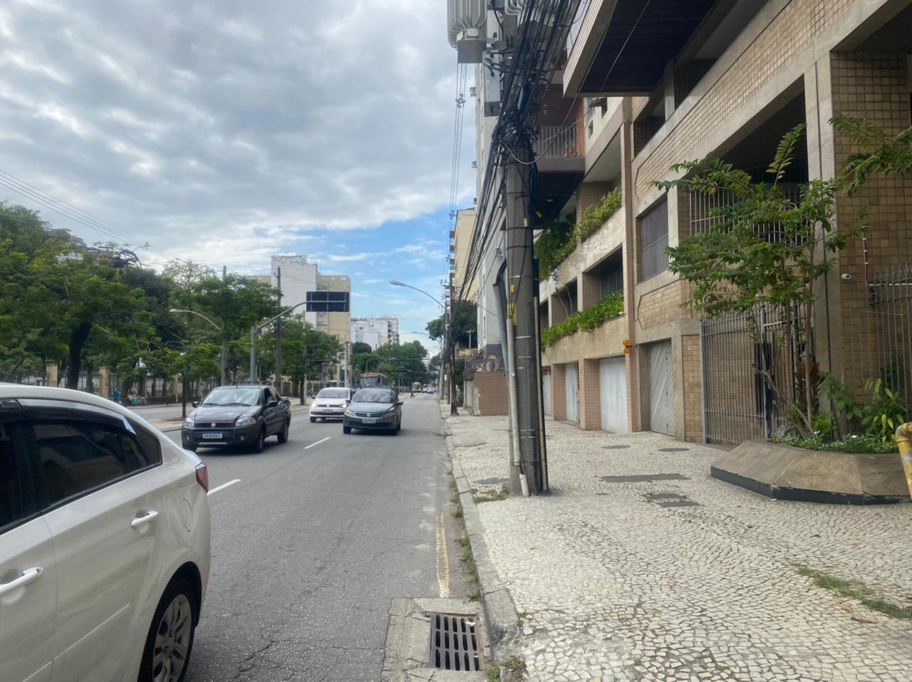 Bairro do Grajaú, na Zona Norte do Rio