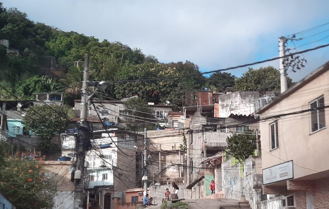 Morro São João