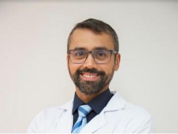 Dr Rafael Tavares, médico e especialista em medicina nuclear (Divulgação)