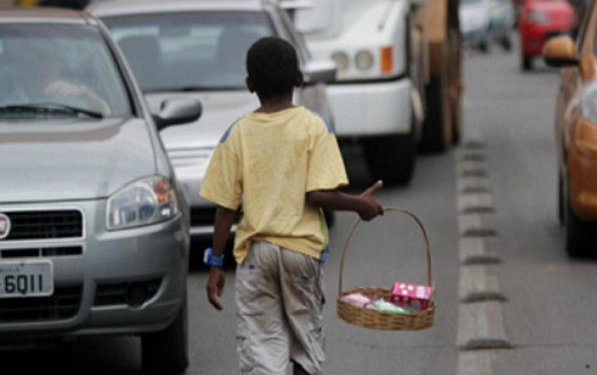 Levantamento do IBGE traça um panorama do trabalho infantil no Brasil