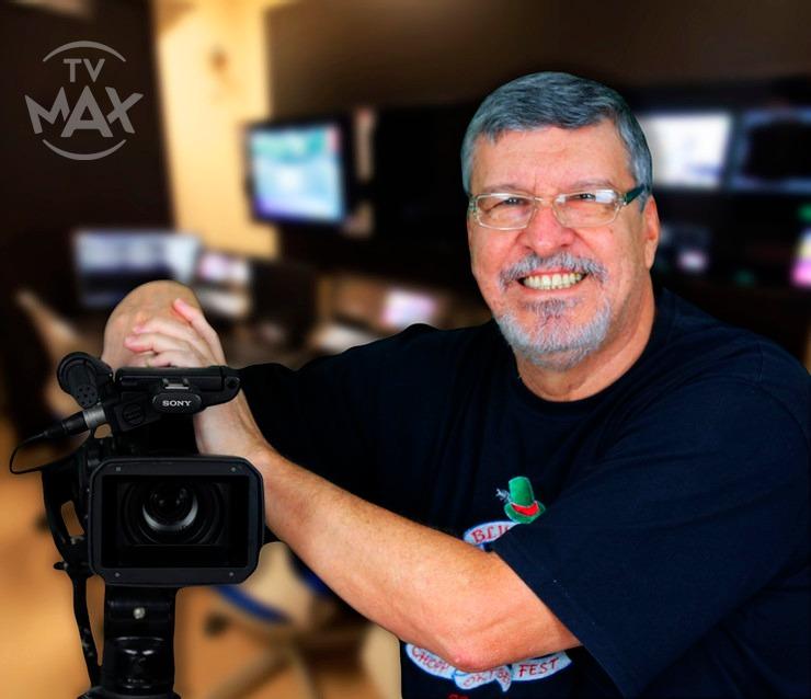 Jorge Dubonet - Diretor de Programação da TV MAX Rio