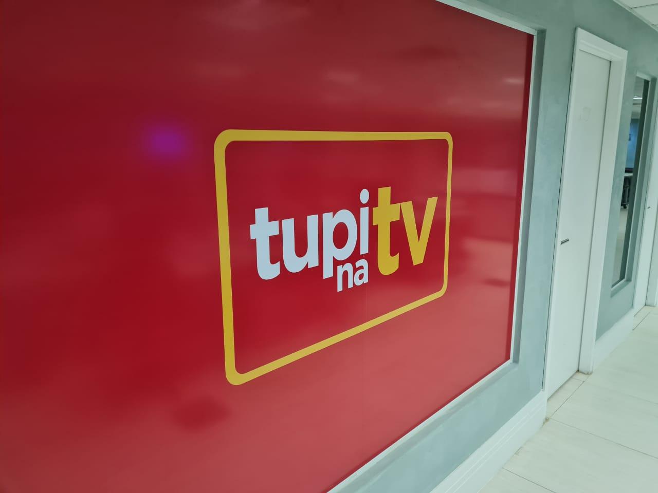 Tupi na TV