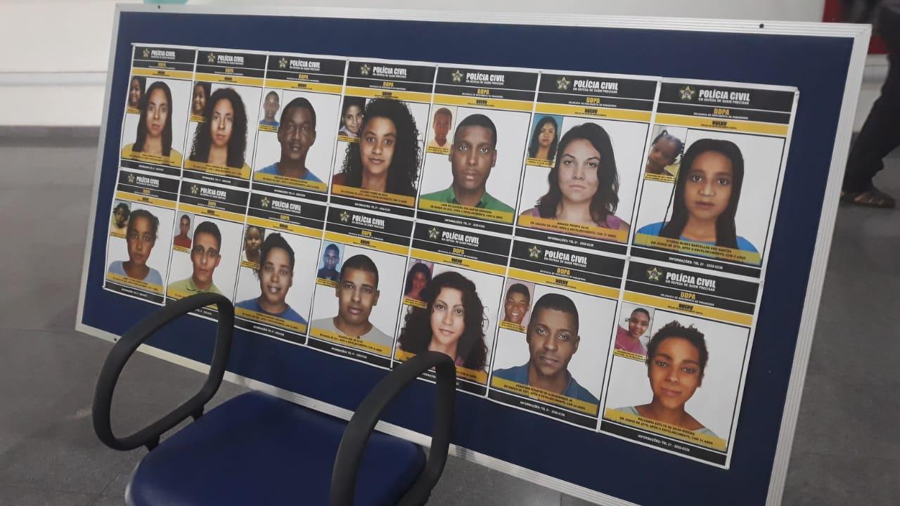 policia civil pessoas desaparecidas