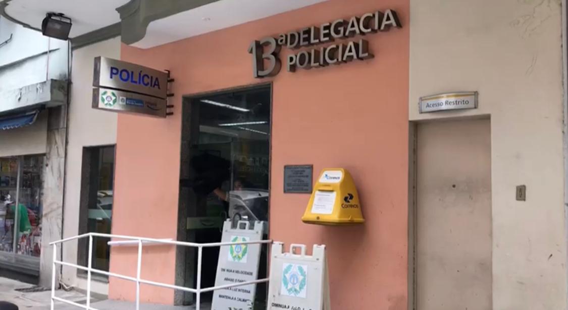 Fachada da 13ª DP (Ipanema)