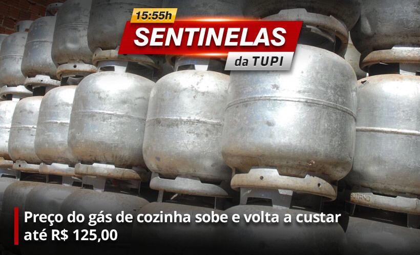 Gás de cozinha tem novo aumento de preço nas distribuidoras (Foto: Erika Corrêa/ Divulgação: Super Rádio Tupi)