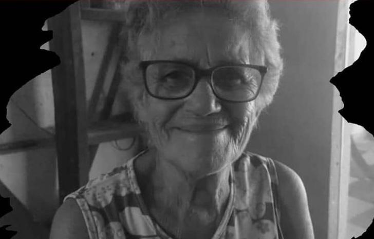 Idosa Marilza Marins, encontrada morta
