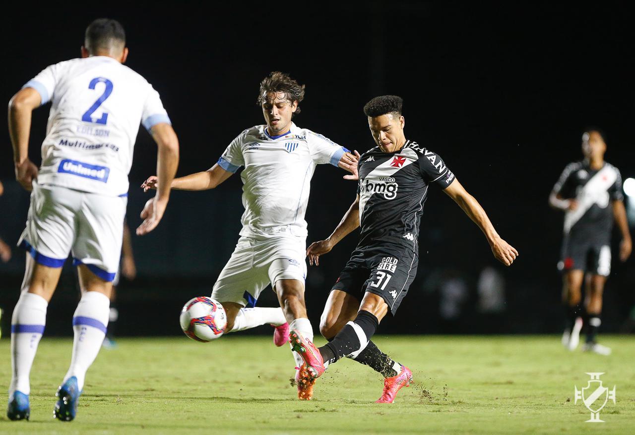 Marquinhos Gabriel durante partida contra o Avaí pela Série B