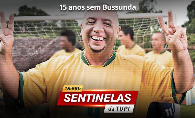Quinze anos sem Bussunda (Foto: Erika Corrêa/ Divulgação: Super Rádio Tupi)