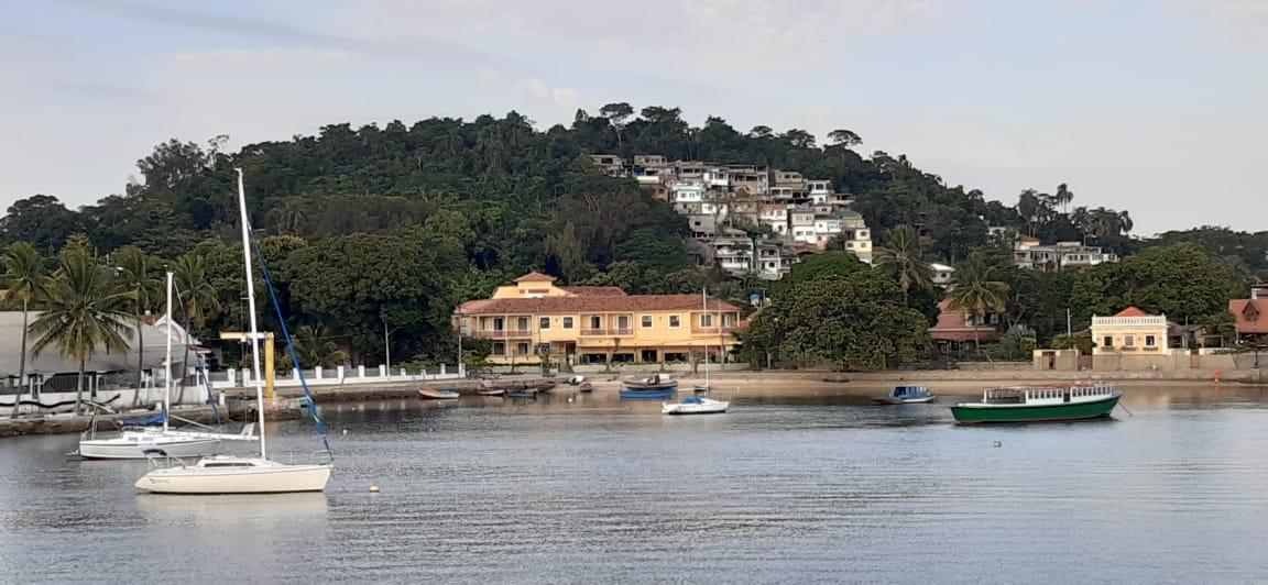 Ilha de Paquetá recebe vacina hoje