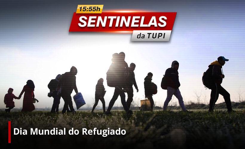 Dia Mundial do Refugiado (Foto: Erika Corrêa/ Divulgação: Super Rádio Tupi)
