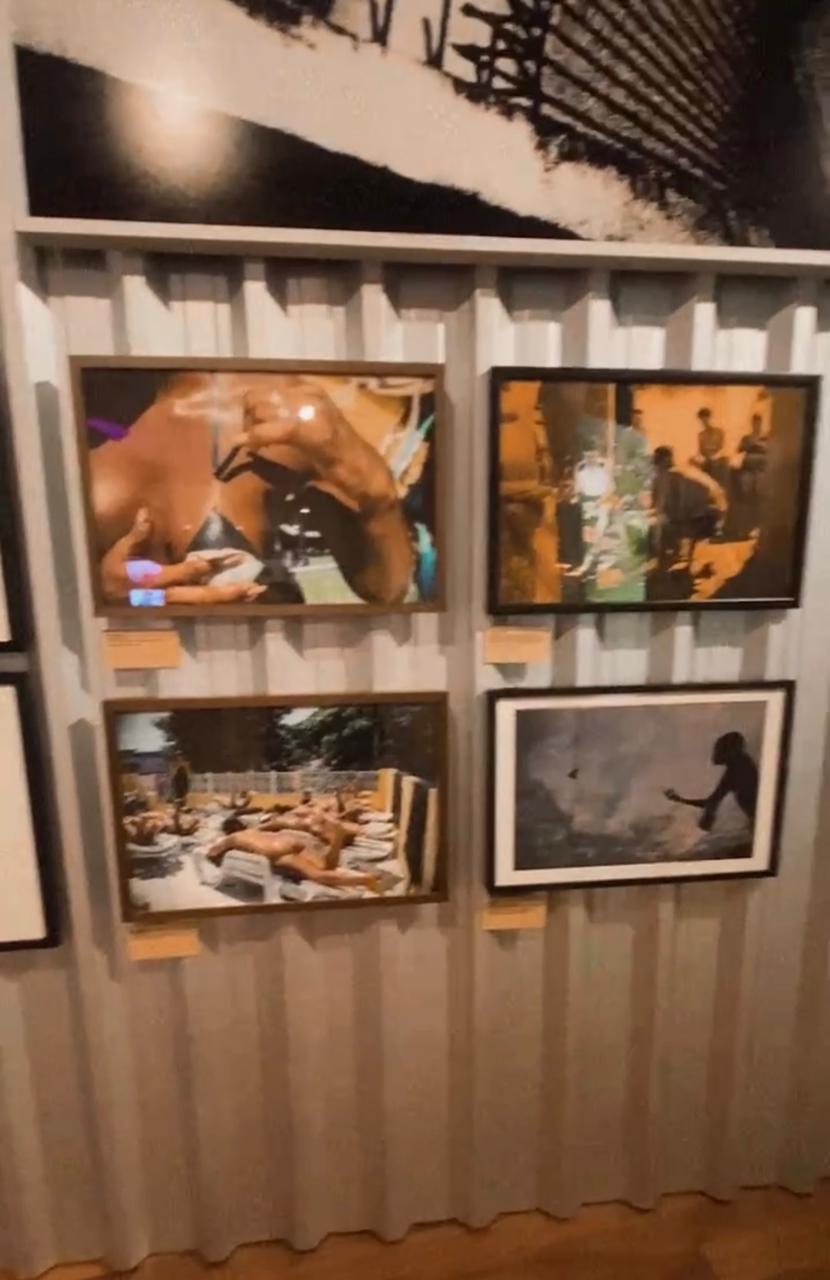 Museu de Arte Moderna do Rio exibe mostra sobre trabalho de personal Erika Bronze (Divulgação)