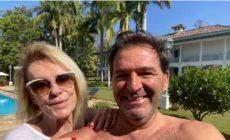 Marido de Ana Maria Braga está surpreso com fim do casamento