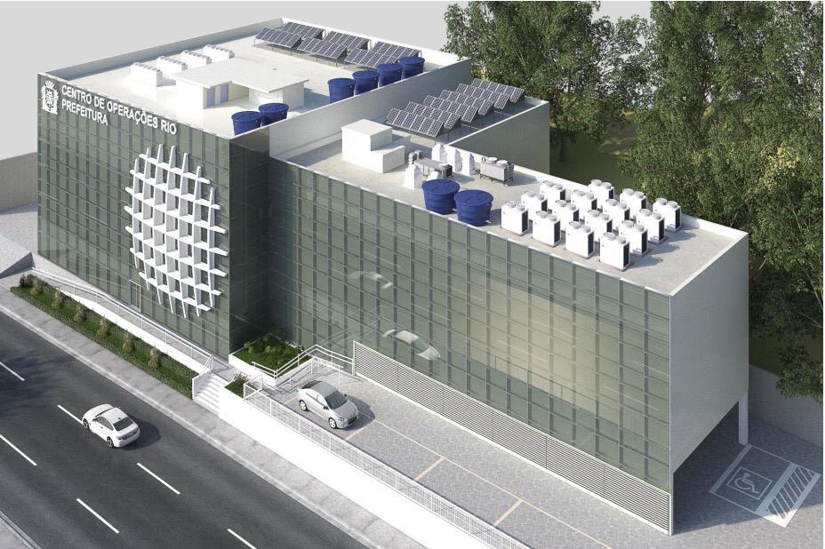 Prefeitura anuncia expansão do prédio do Centro de Operações Rio