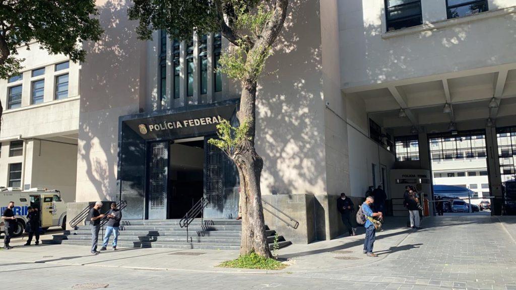 Sede da Polícia Federal no RJ