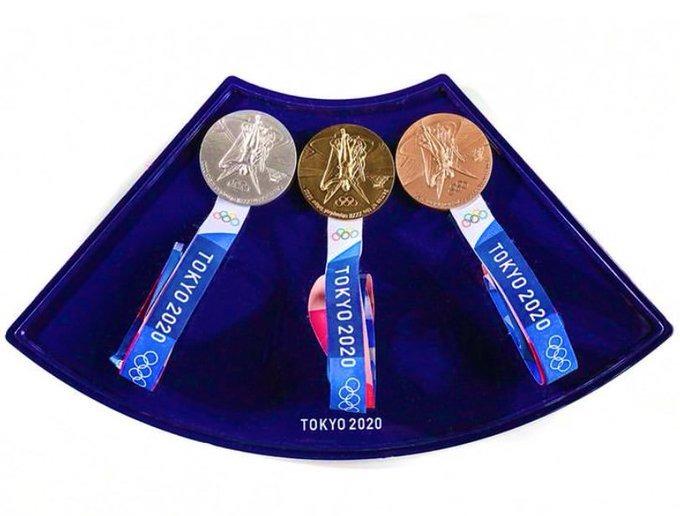 COB anuncia premiação em dinheiro a medalhistas dos jogos de Tóquio