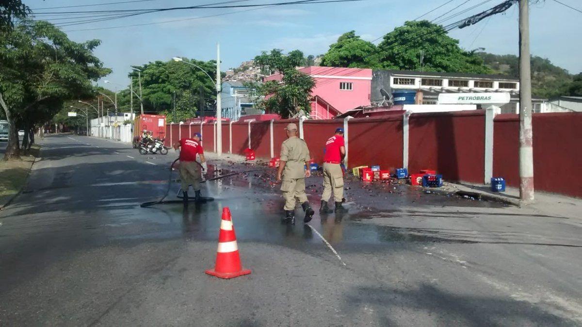 Corpo de Bombeiros anuncia que vai desativar quartel de São Cristóvão