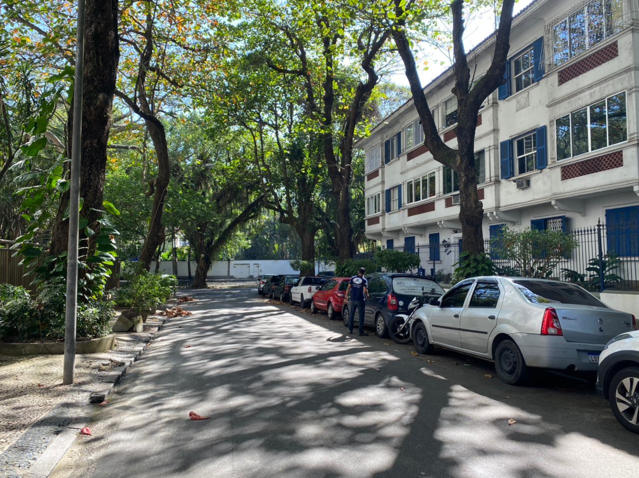 Rua General Artigas, no Leblon