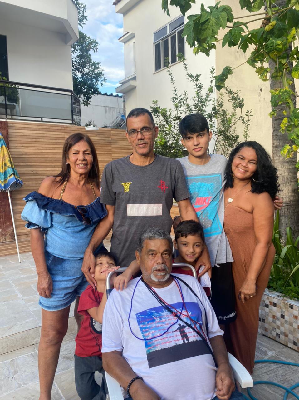 Família de Laíla