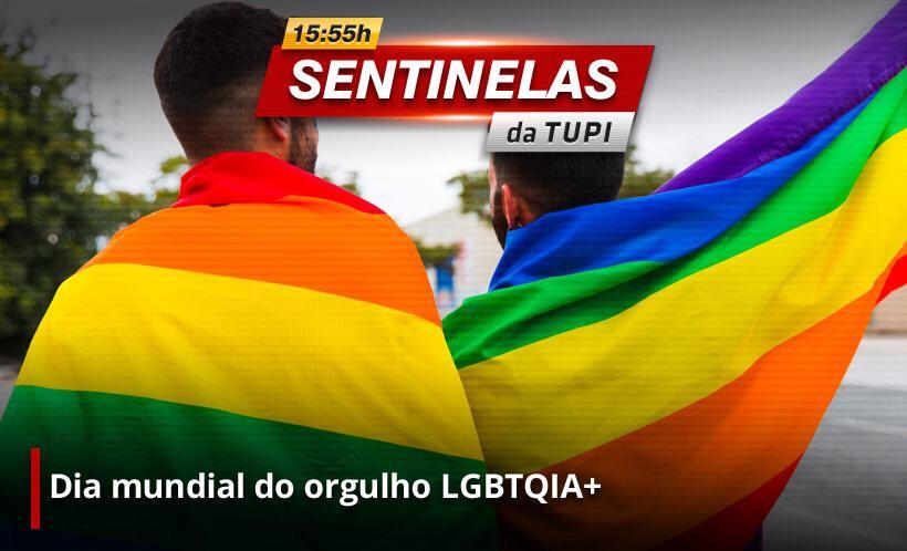Brasil celebra o Dia Internacional do Orgulho LGBTQIA+