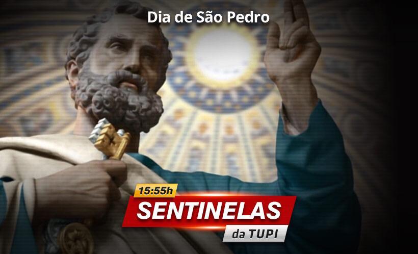 Hoje é dia de festejar São Pedro (Foto: Erika Corrêa/ Divulgação: Super Rádio Tupi)