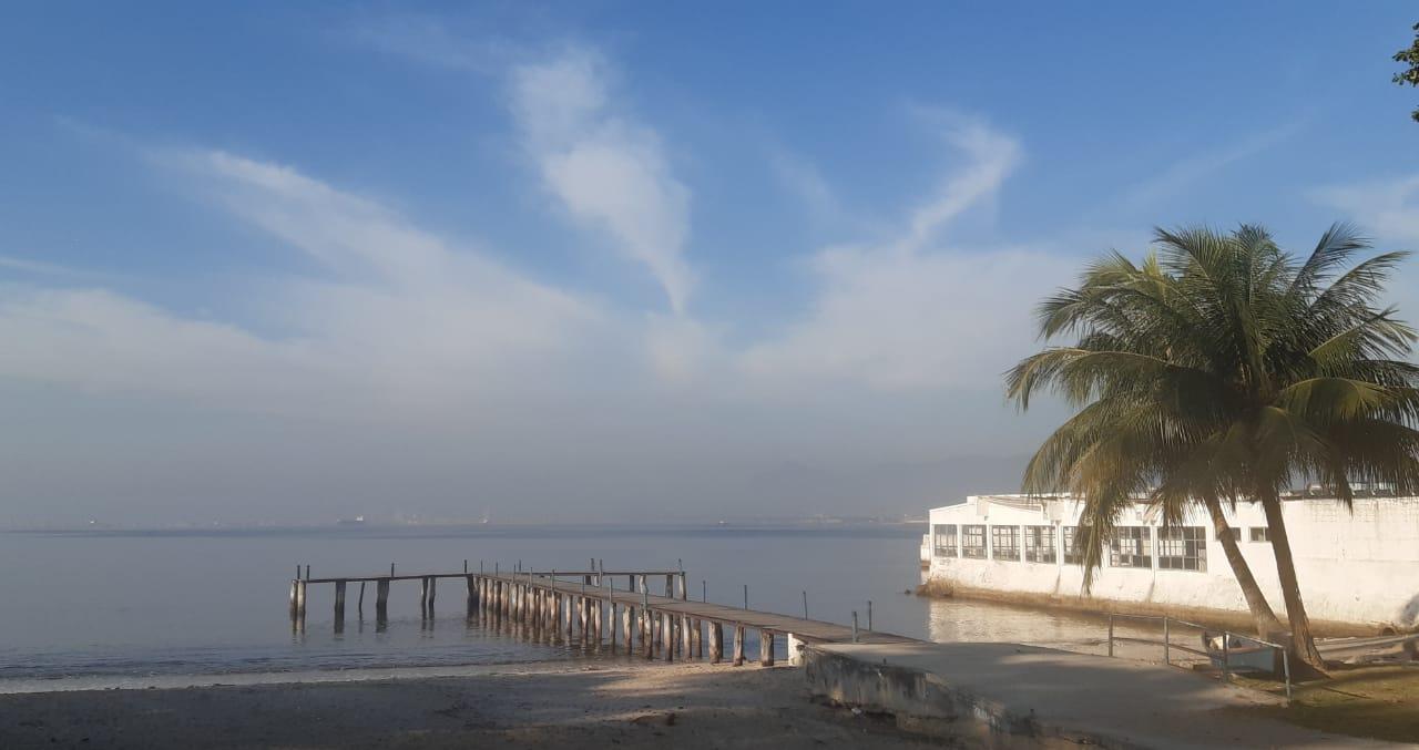 Ilha do Governador (Foto: Cyro Neves/ Divulgação: Super Rádio Tupi)