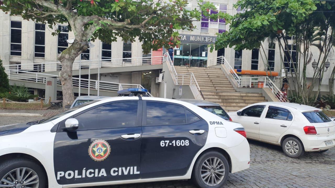 Operação Polícia Civil contra crimes ambientais