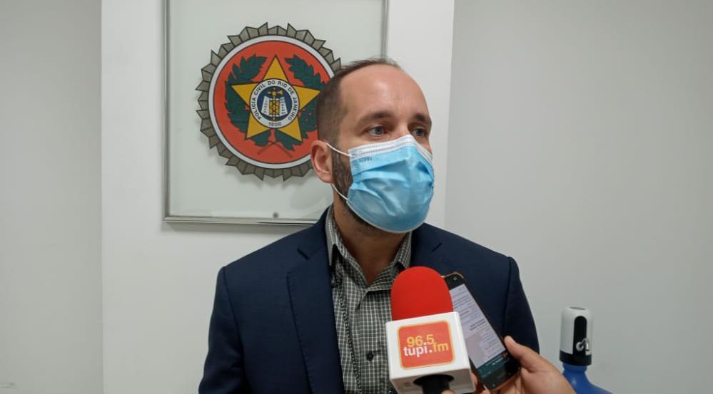 Delegado André Leiras, titular da Delegacia de Defesa dos Serviços Delegados (Divulgação)