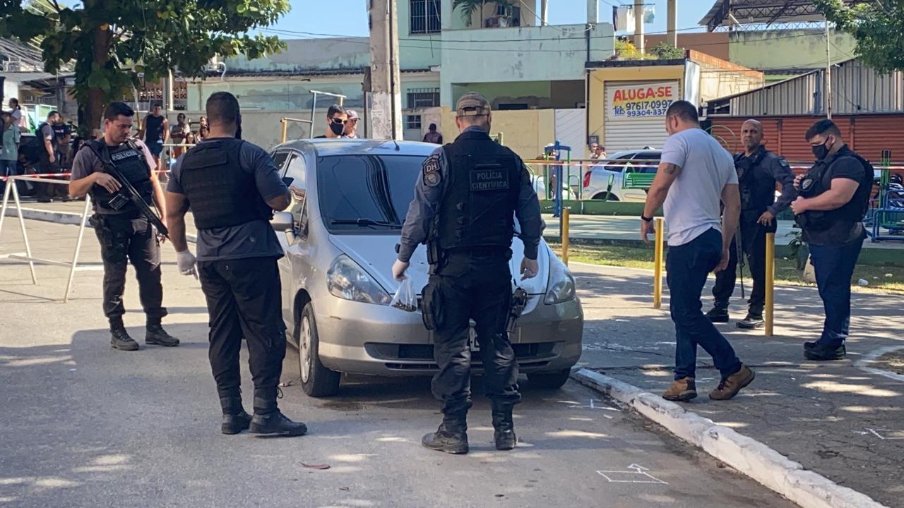 Ex-PM é assassinado a tiros na Baixada Fluminense