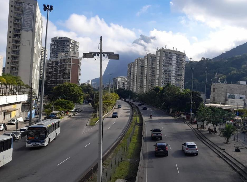 Imagem da  Autoestrada Lagoa-Barra