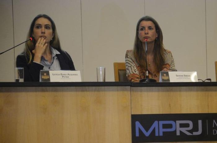 Promotoras do caso Marielle Franco