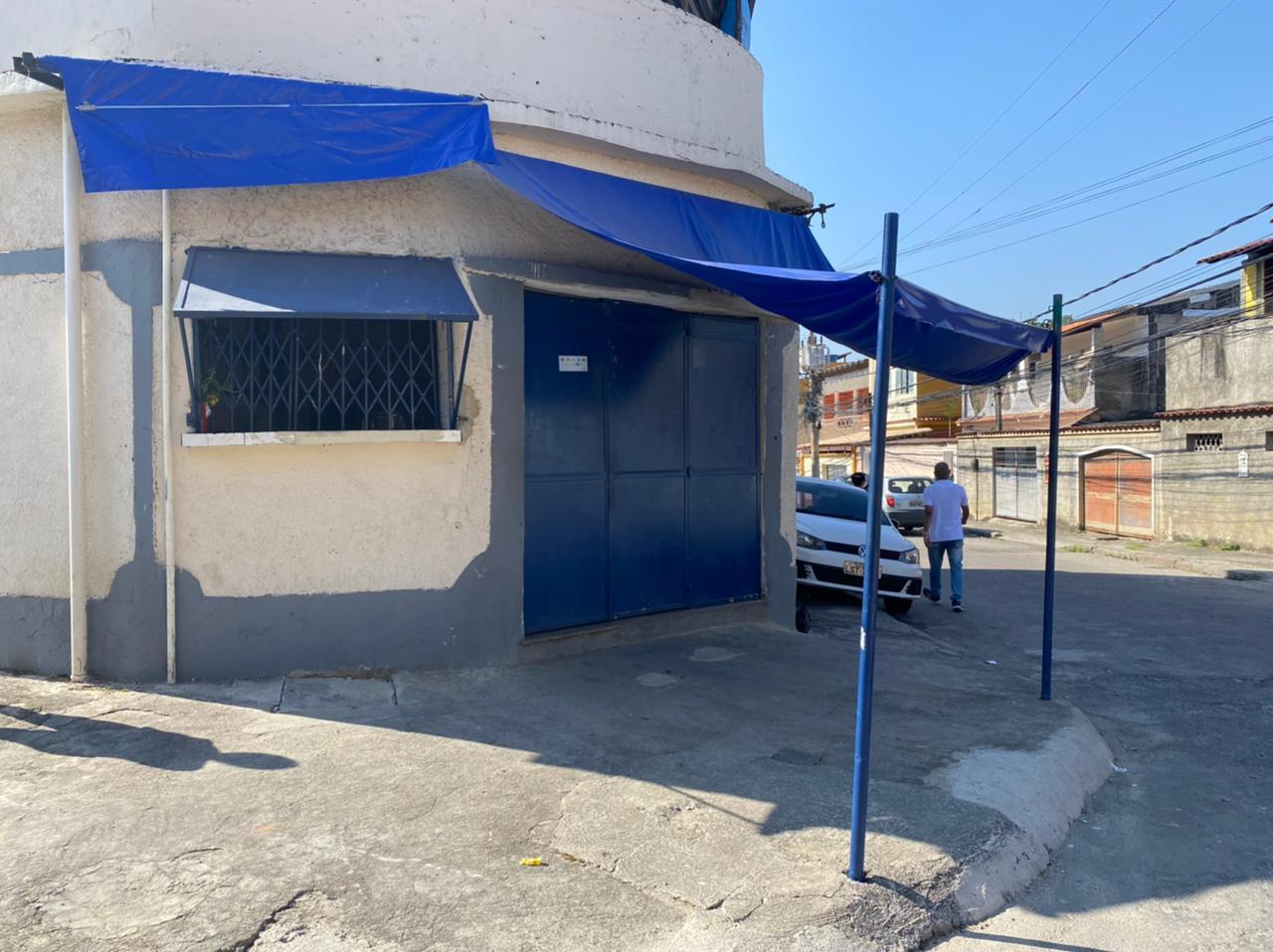 Rua Monte Carmelo, Bento Ribeiro, Zona Norte do Rio (Foto: Tatiana Campbell/ Divulgação: Super Rádio Tupi)