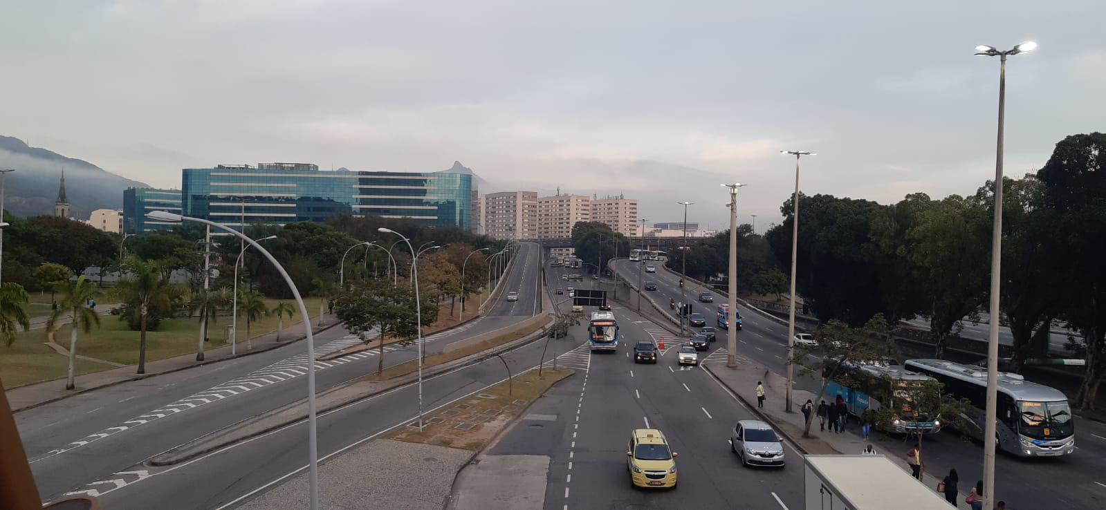 Cidade Nova, Região Central do Rio (Foto: Victor Yemba/ Divulgação: Super Rádio Tupi)
