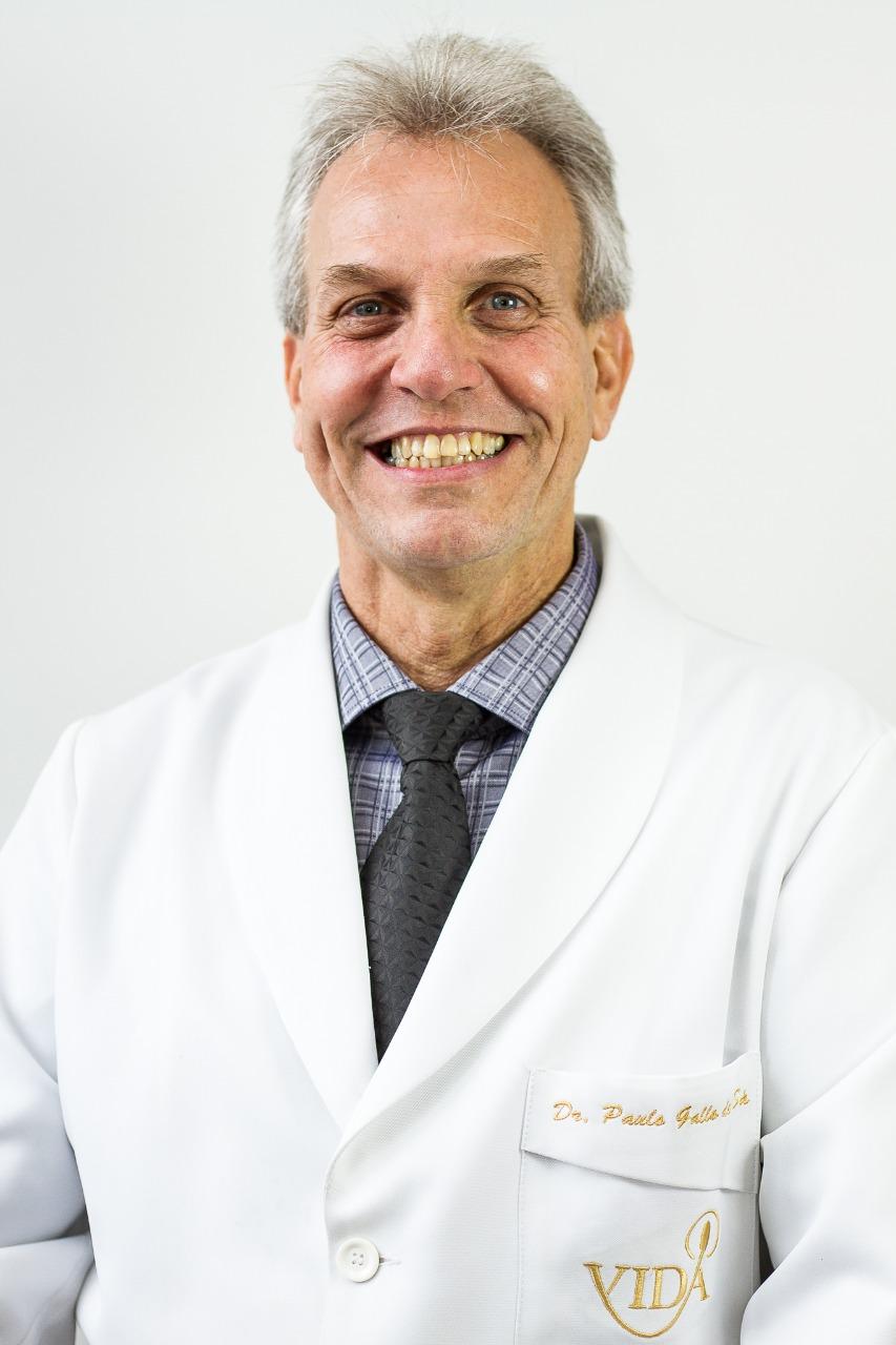 Na imagem, doutor especialista Paulo Gallo, Presidente da Sociedade Brasileira de Reprodução Humana (SBRH)