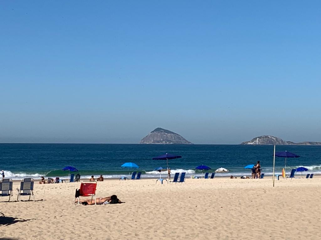 Imagem de praia