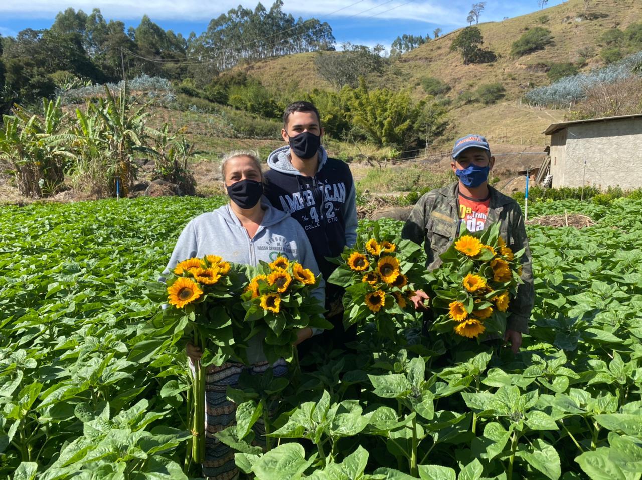 Dia do Agricultor - 28 de julho. Foto: Secretaria de Agricultura do Estado do Rio de Janeiro