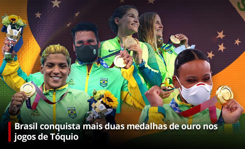Na arte, Sentinelas da Tupi Brasil conquista medalhas de ouro nos jogos de Tóquio