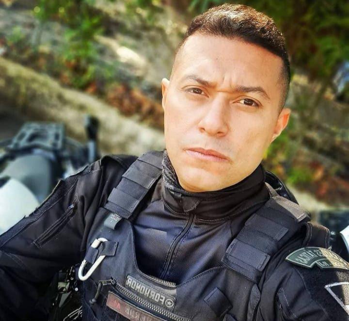 Policial Cristiano Loiola Valverde morto durante uma briga com um guarda municipal no Rio
