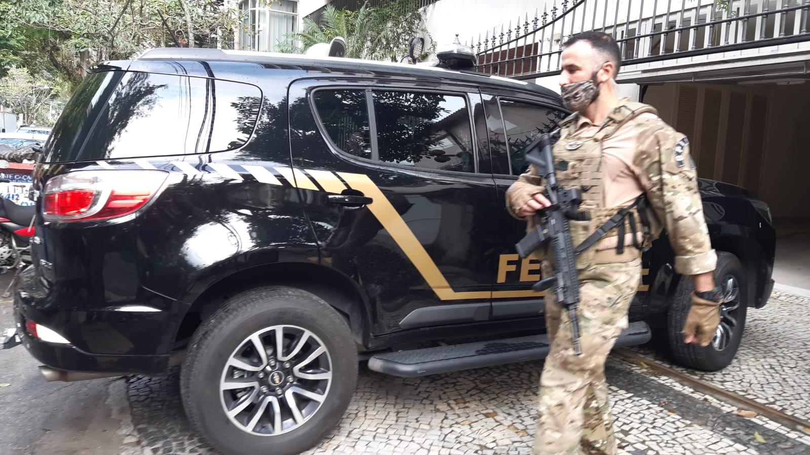 Rafael Montenegro é preso pela Polícia Federal