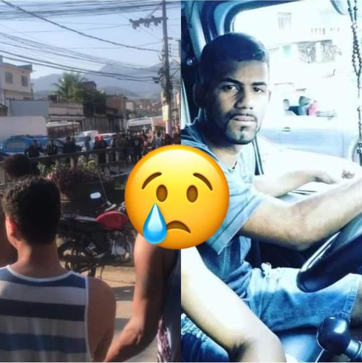 Motorista morto em Campo Grande