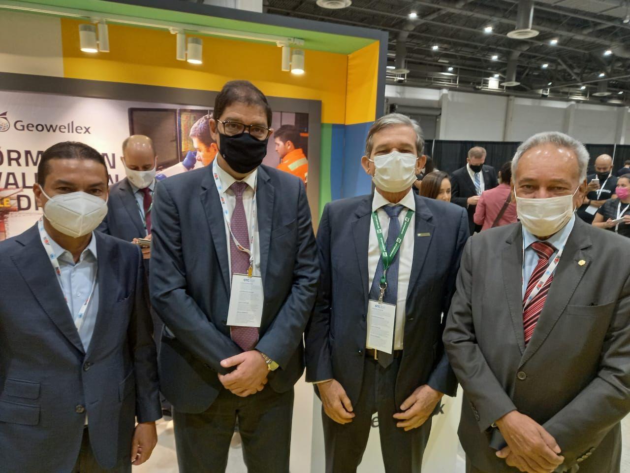 Comissão de Minas e Energia participa do maior evento mundial de petróleo, Offshore Technology Conference (OTC)