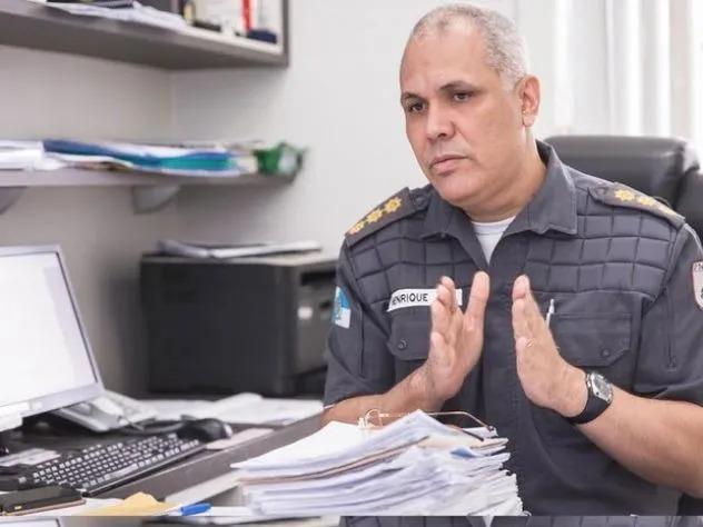Coronel Luiz Henrique Marinho Pires é o novo secretário da PM