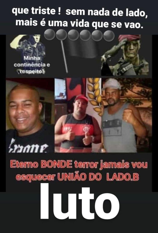 Amigos de José Fernando lamentam morte de homem nas redes sociais
