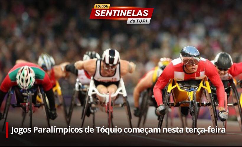 Sentinelas da Tupi especial jogos Paralímpicos