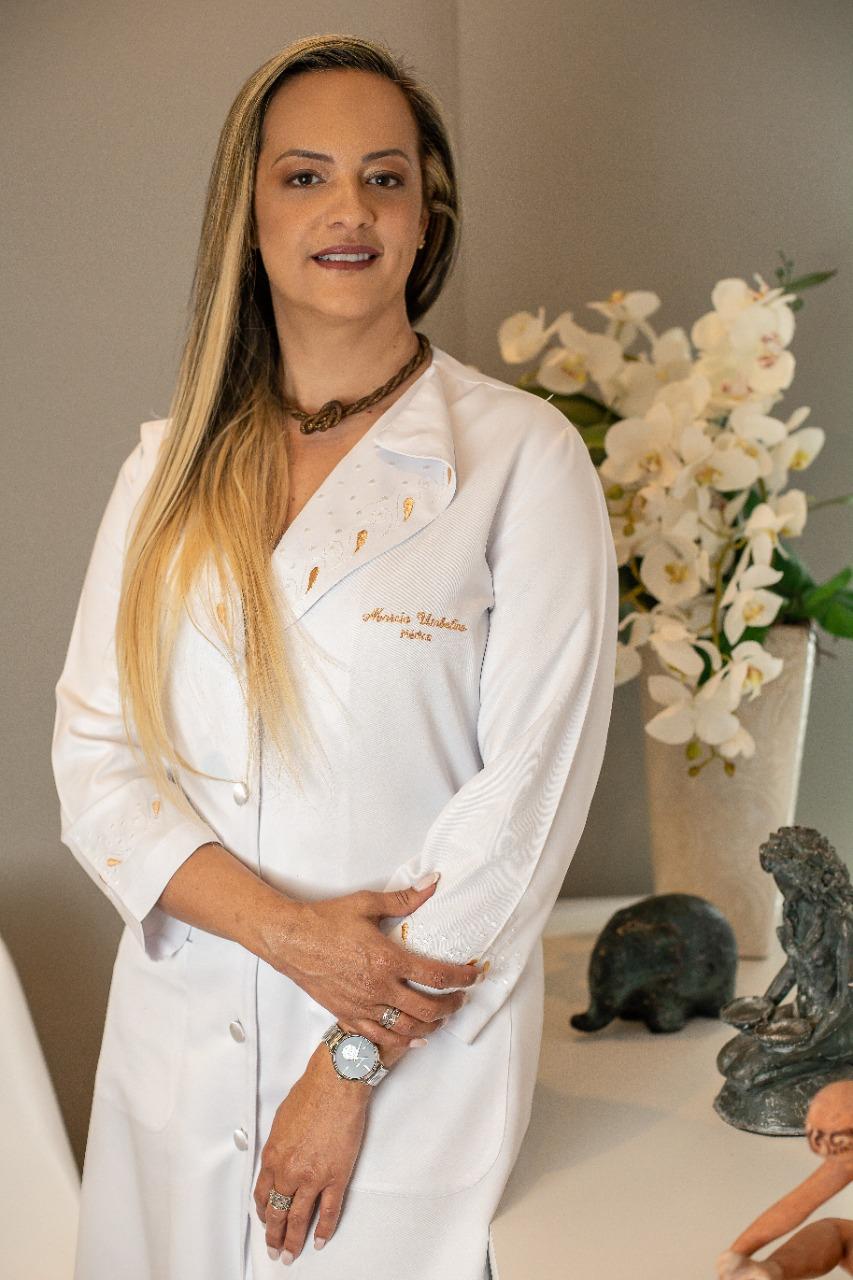 Dra. Márcia, geriatra