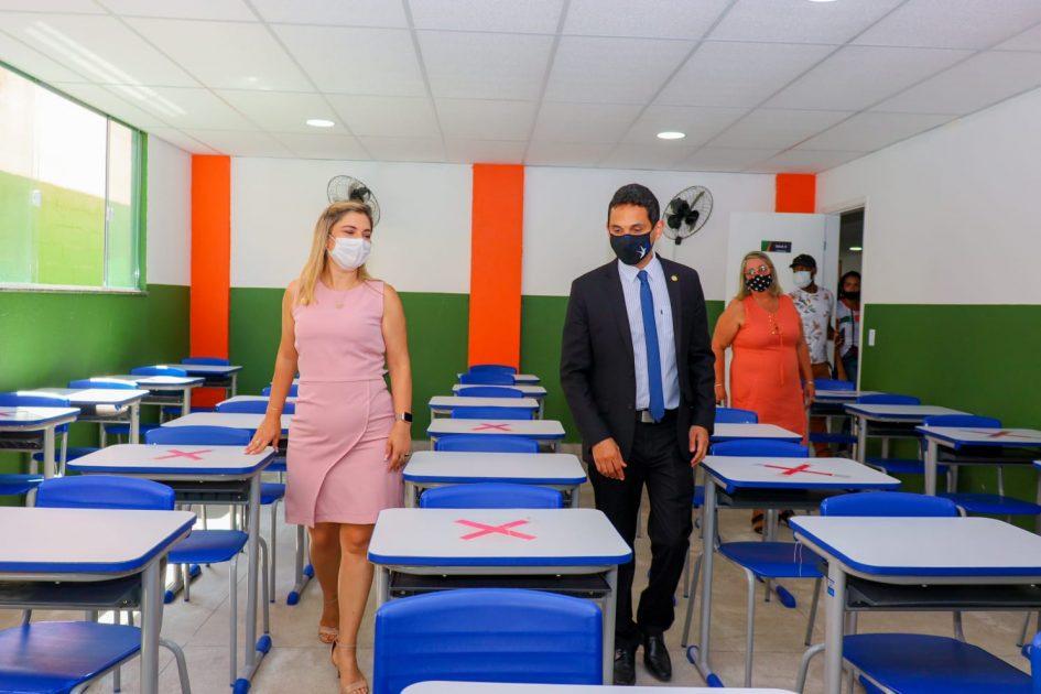 Nova escola bilíngue em Nilópolis
