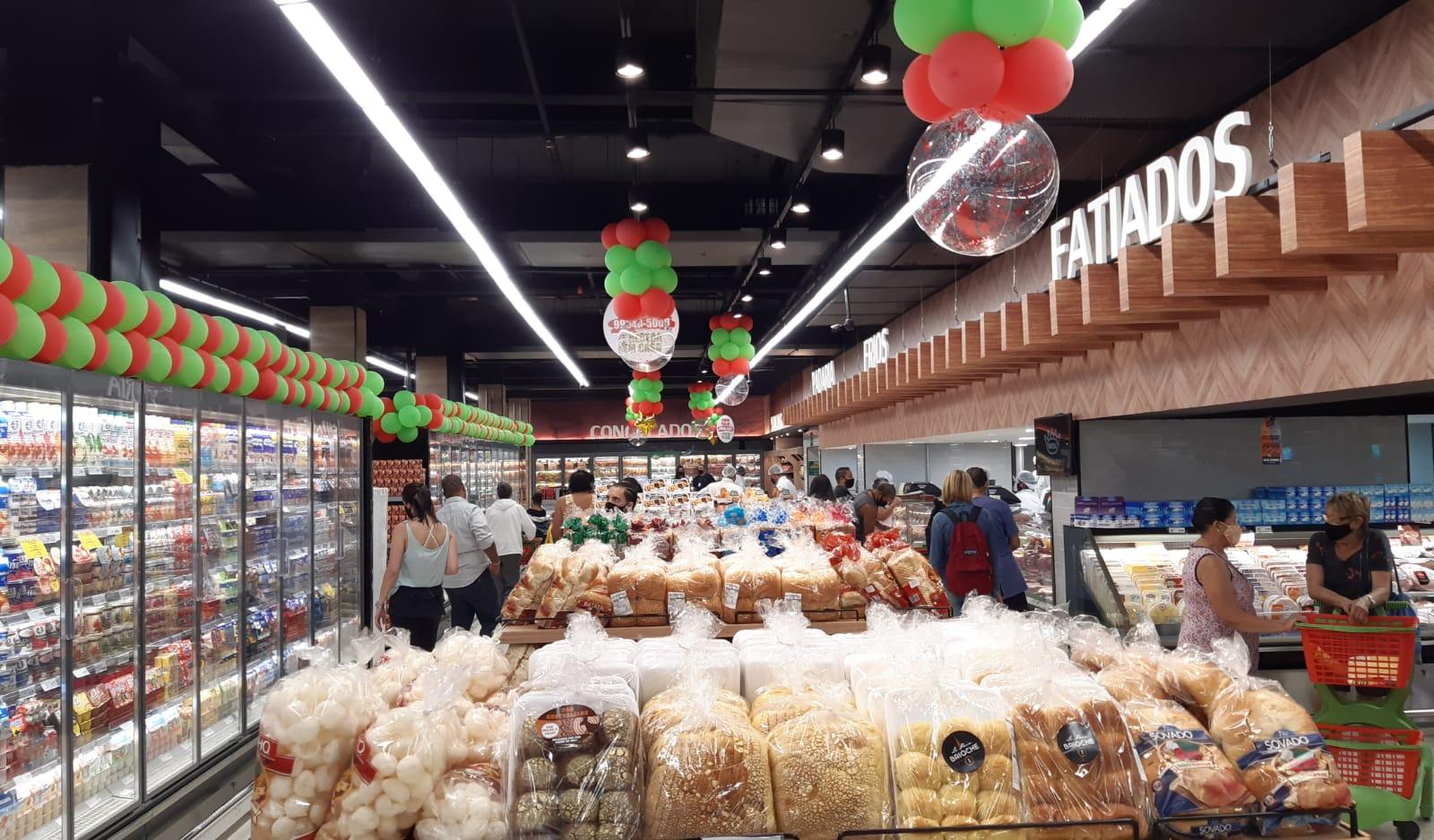 Supermarket São Conrado