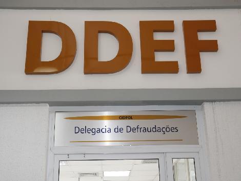 Delegacia de Defraudações