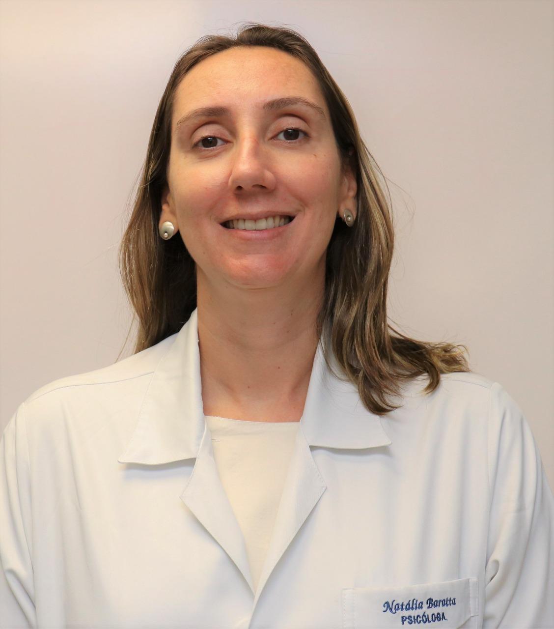 Natalia Gil, psico-oncologista e coordenadora do serviço de psicologia de rede de clínicas oncológicas no Rio de Janeiro.